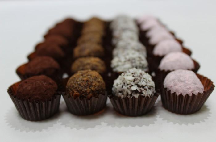 Chocolate Tasting & Truffle Making