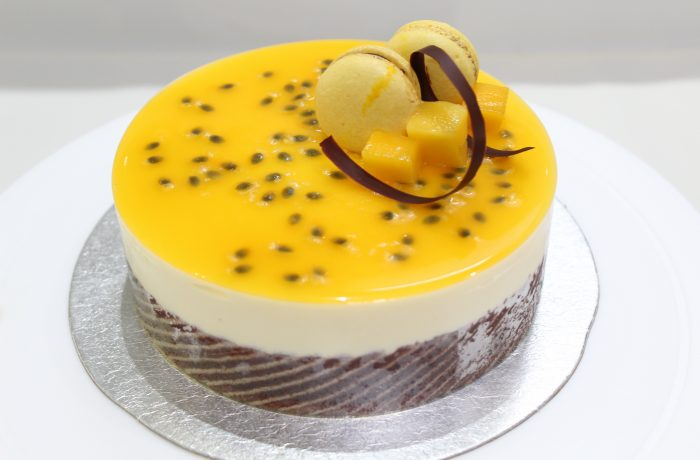 Tropical Fruit<br>Patisserie