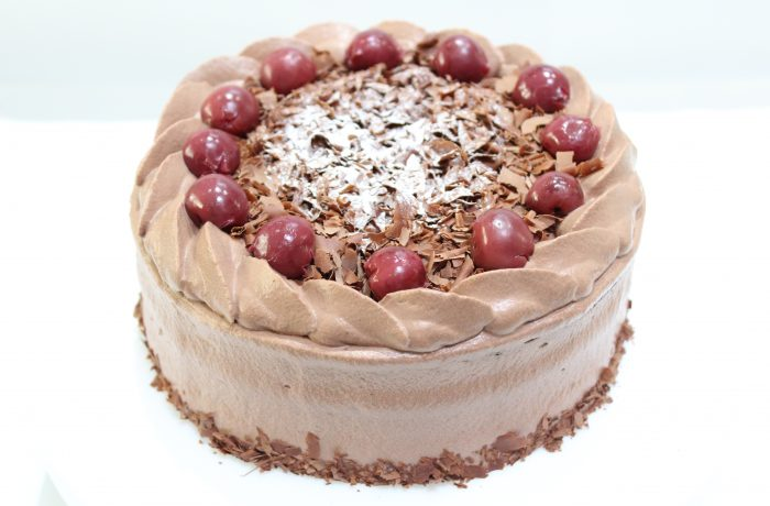 Black Forest<br>Gateau