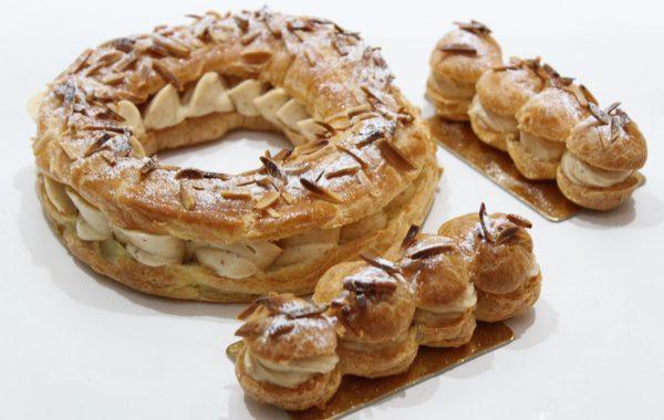 Paris-Brest<br>Choux Pastry